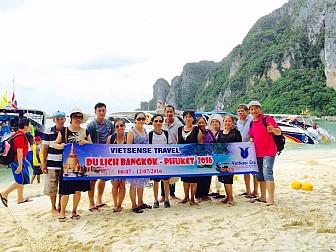 Tour Thái Lan Khởi Hành Từ Hà Nội