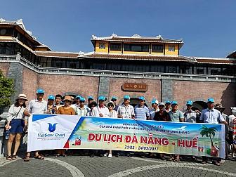 VDN43. Tour Du Lịch Đà Nẵng– Hội An- Huế 4 Ngày 3 Đêm