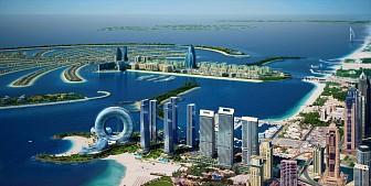 Tour du lịch qua Dubai - Abu Dhabi 6N5Đ tháng 10, 11, 12 năm 2017