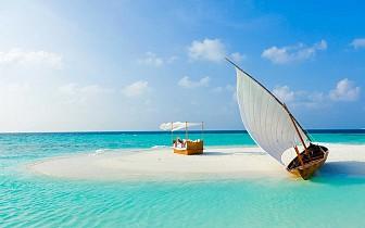 Thiên Đường Hạ Giới Maldives Từ Hà Nội