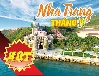 VNT31: Tour Hồ Chí Minh - Nha Trang Tháng 9, 10, 11 năm 2018