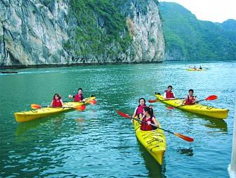 Tour Hà Nội - Hạ Long - Cát Bà - 2 Ngày 1 Đêm