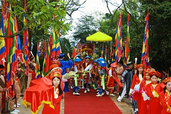 Tour Hà Nội - Đền Hùng - Hát Xoan - VQG Xuân Sơn - Vườn Vua