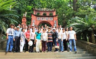 Tour Hà Nội - Đền Hùng - Hùng Lô - Xuân Sơn - Thanh Thủy