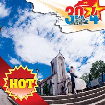 TOUR HÀ NỘI - SAPA - CÁT CÁT - HÀM RỒNG - CÁP TREO FANSIPAN Dịp 30/4