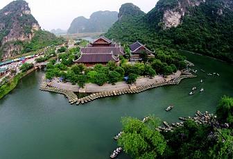 Tour Hoa Lư - Tam Cốc - Bái Đính - Tràng An - 2 Ngày 1 Đêm