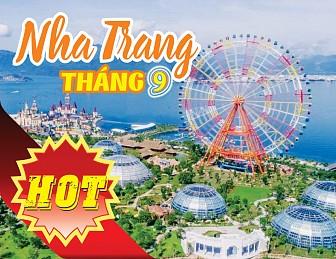 VNT40: TOUR HÀ NỘI - NHA TRANG KHUYỄN MÃI MÙA THU VÀNG THÁNG 9, 10, 11