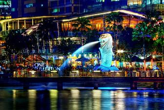 Thiên Đường Mua Sắm Singapore Khởi Hành 24/11