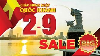 Tour Đà Nẵng Chào Mừng Quốc Khánh 2-9 Từ TP.Hồ Chí Minh