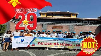 Tour Đà Nẵng Chào Mừng Quốc Khánh 2-9 Từ Hà Nội