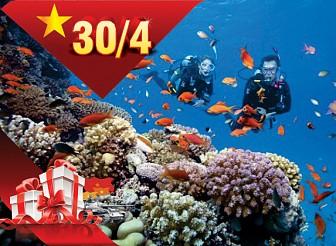 SGPQ3004: Tour 30/4-1/5 Hồ Chí Minh- Phú Quốc 3 Ngày 2 Đêm