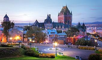 Hà Nội - Vanouver - Montreal - Ottawa - Toronto 10 Ngày