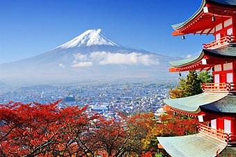 Tokyo - Hakone - Kawaguchi - Tokohama
