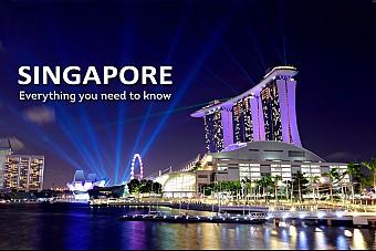 Tp.Hồ Chí Minh - Singapore - Sentosa