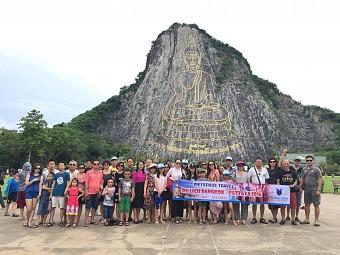 Du Lịch Thái Lan: Bangkok - Pattaya 5N4Đ