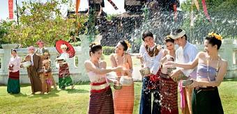 Bangkok - Pattaya - Tết Té Nước - Khởi Hành 14.04.2018 Từ Hà Nội