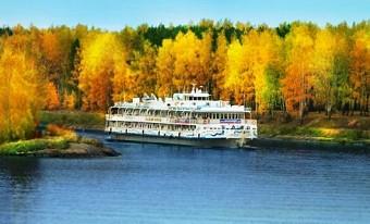Du Thuyền 4* Trên Sông Volga 13N Moscow - Saint Peterburg 2018