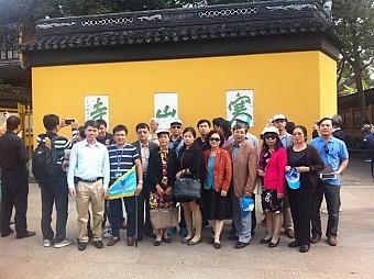 Tour Thượng Hải - Hàng Châu - Tô Châu - Bắc Kinh Tháng 04 năm 2017