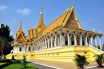 Tour Campuchia từ Hồ Chí Minh 2 ngày khởi hành thứ 7 hàng tuần