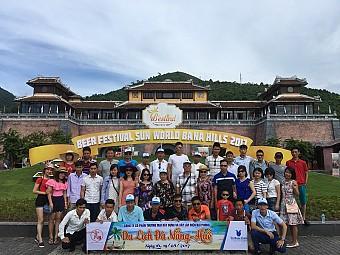 VDN10. Tour Du Lịch Bà Nà Đà Nẵng