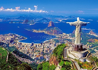 Tour 4 Ngày Khám Phá Trọn Vẹn Thành Phố Rio De Janeiro