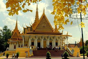 Tour Du Lịch Campuchia - Siem Riep - Phnom Penh 4 Ngày