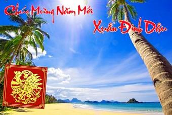 Tour Du Lịch Côn Đảo Tết Từ Sài Gòn Tết 2017