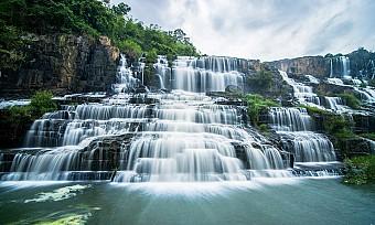 Tour Đà Lạt Khám Phá Nam Thiên Đệ Nhất Thác - Pongour