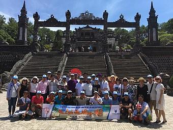 Tour Hà Nội- Đà Nẵng- Hội An- Huế Tết Dương Lịch 2018