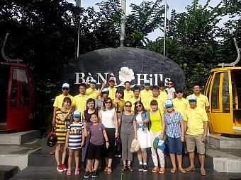 Tour Đà Nẵng- Bà Nà Núi Chúa
