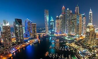 Dubai - Abu Dhabi Khởi Hành Tết Dương Lịch 2017