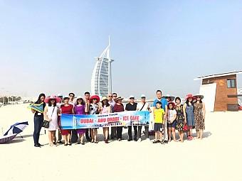 Dubai - Abu Dhabi Tháng 5,6,7,8,9 Năm 2017, TẶNG CAFE BĂNG CAO CẤP