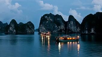 Vịnh Hạ Long - Đảo Tuần Châu
