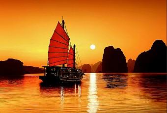 Vịnh Hạ Long - Đảo Cát Bà