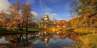 Moscow - Saint Peterburg 8N7Đ Khởi Hành 8/10/2018