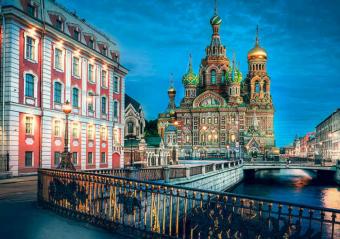 Moscow - Saint Peterburg 7 Ngày: Lễ 30.04 KH 28.04 Từ Hà Nội