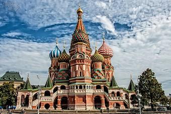 Moscow - Saint Peterburg 7N: KM Đặc Biệt Mùa Thu Vàng 2018