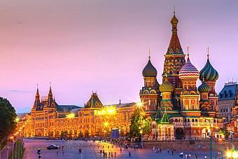 Moscow - Saint Peterburg 8N7Đ Khởi hành Tháng 9/2018