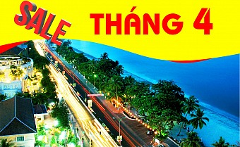 Tour Hồ Chí Minh - Nha Trang 4N3Đ Siêu Khuyến Mại Tháng 4