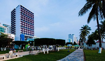 Tour Nghỉ Dưỡng Cao Cấp Tại Khách Sạn Novotel Nha Trang