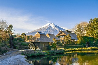 Cung Đường Vàng: Tokyo - Fuji - Nabana No Santo - Kyoto - Osaka 2018