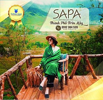 Tour Hà Nội - Sapa - Cát Cát - Hàm Rồng - Lao Chải Tả Van - 3 Ngày 2 Đêm