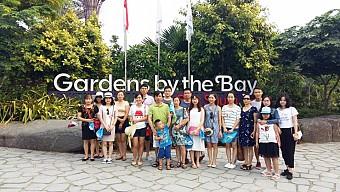 Tour Singapore - Malaysia Khởi Hành 26/10