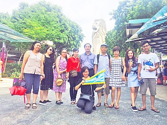 Tour Singapore - Malaysia Khởi Hành 24/11