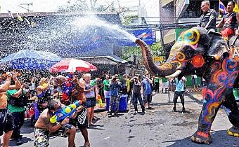 Bangkok - Pattaya: Tết Té Nước - KH 12, 13, 14, 15/04 từ TP HCM