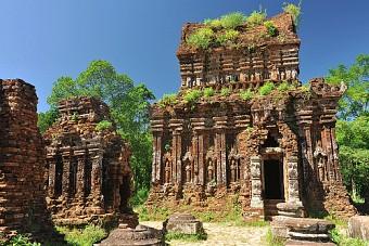Tour Thánh Địa Mỹ Sơn Đà Nẵng