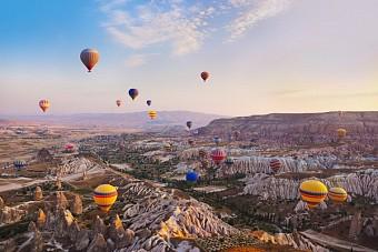 Thổ Nhĩ Kì – Hy Lạp –Santorini 10 Ngày