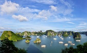 Du Thuyền Hạ Long 3* Oriental Sail3 Ngày 2 Đêm