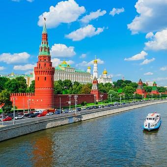 Du Thuyền 4* Trên Sông Volga 12N Saint Petersburg - Moscow 2018