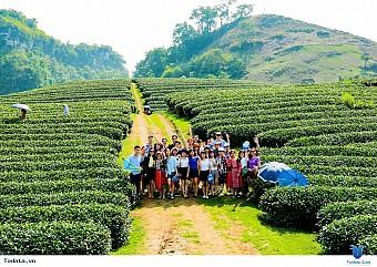 Tour Mộc Châu - Sơn La - Điện Biên - Sapa Tết Âm Lịch 2017